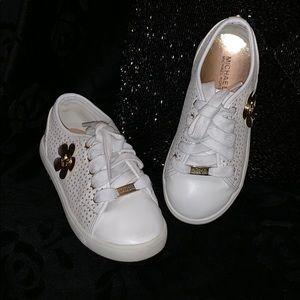 Girl's Michael Kors Sookie 2 Sneakers Size 11